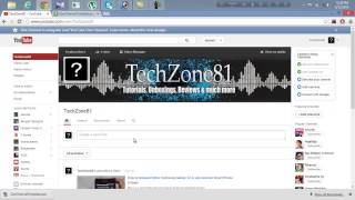 How to delete uploaded videos on YouTube 2013!!Latest!!