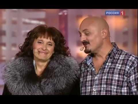 "Светлана Рожкова и Юрий Евдокунин ""Шуба"""