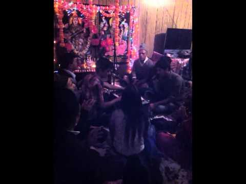 Nepali Bhajan....gana Pati Bhakta Lagau Paar video