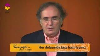 Prof. Saraçoğlu'ndan Varis İçin Bitkisel Kür