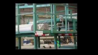 GRP Resin Coating Production Line