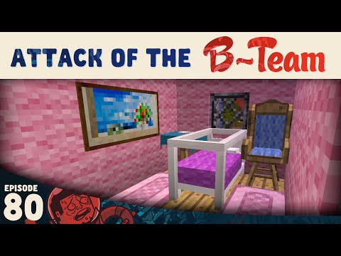 Minecraft :: Baby Room :: Attack of the B-Team E80