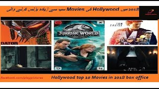 Top 10 Hollywood 2018 Movies in Box Office