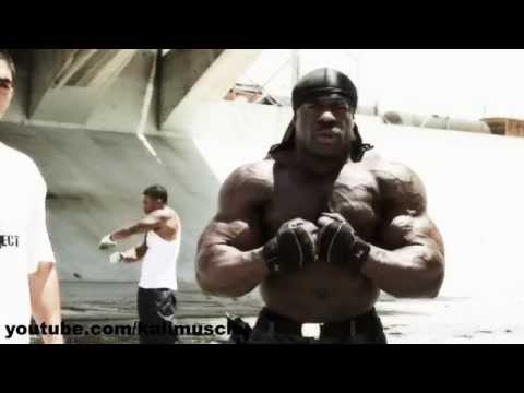 Prison workout with garbage bags- Kali Muscle (Bicep & Triceps)