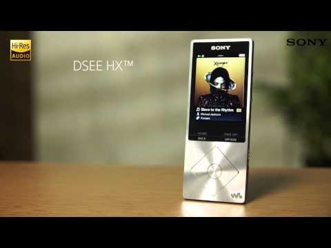Sony Walkman A15 Hi-Res MP3 Player