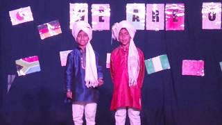 Palash & Advait's Performance