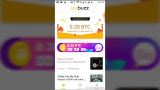 Ứng dụng EXbuzz đọc báo kiếm tiền trên điện thoại hay 2018