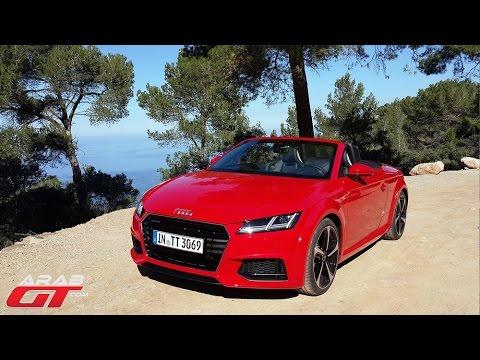 Audi TT Convertible 2015 اودي تي تي كشف