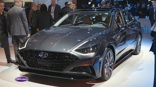 2020 Hyundai Sonata: First Look — Cars.com