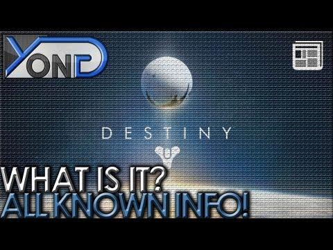 What is Destiny? - Bungie's Next Project Explained!
