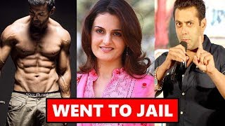 10 Bollywood Stars Who Went To Jail For Crimes