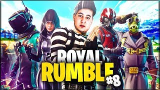 LES MONSTRES DE LESTREAM S'AFFRONTENT ► ROYAL RUMBLE #8