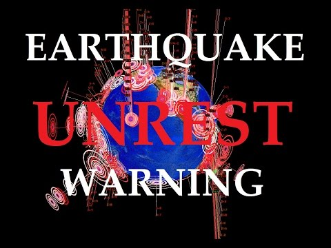 5/21/2015 -- Global Earthquake Forecast -- Volcanic unrest showing on WEST COAST
