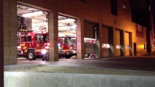 Building Fire turnout! Las Vegas