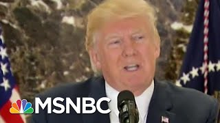 GOP Fails Its Own 'White Supremacist' Standard, Protecting Trump | The Beat With Ari Melber | MSNBC