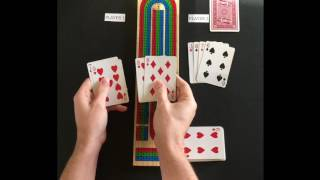 How To Play Cribbage (2 players)