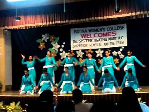 GANGA DANCE