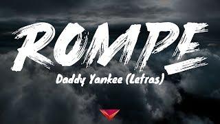 Download lagu Daddy Yankee - Rompe (Letras)