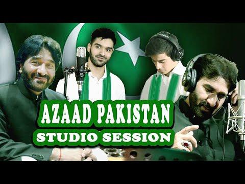 Making of Azaad Pakistan | The Studio Session