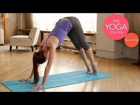 Morning Routine | The Yoga Solution With Tara Stiles