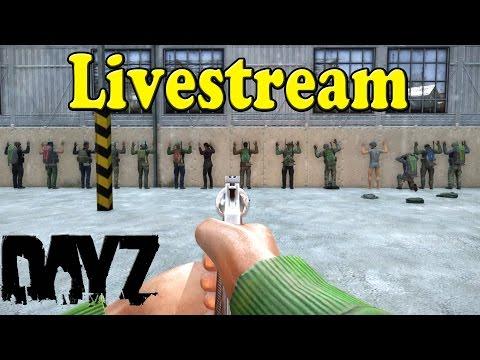 Livestream e sorteio de key de DayZ: Standalone
