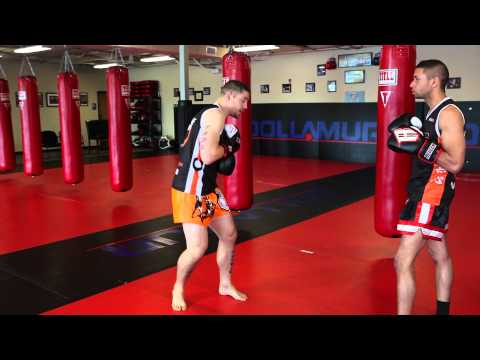 BANG Muay Thai Punch/Slip Drill Image 1