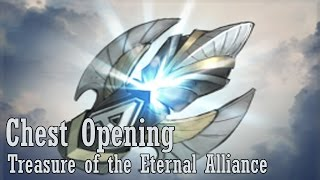 Chest Opening: Treasure of the Eternal Alliance