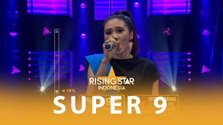 "Fauziah Khalida ""Secret Love Song"" I Super Stage 9 I Rising Star Indonesia 2016"