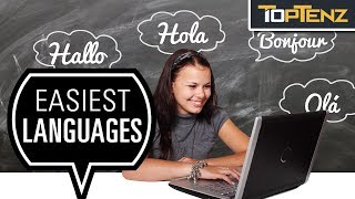10 Incredibly Easy Languages to Learn
