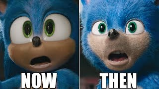 Paramount Remakes Sonic The Hedgehog, And He Looks Awesome!