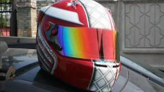 Airbrushed Catchers Helmets  YouTube