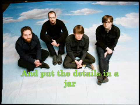 Death cab for cutie - Underwater Lyrics