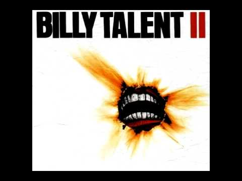 Billy Talent - Burn The Evidence