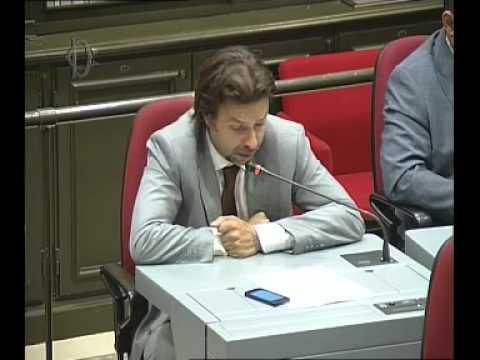 Roma - Finmeccanica, audizione Moretti (21.10.14)