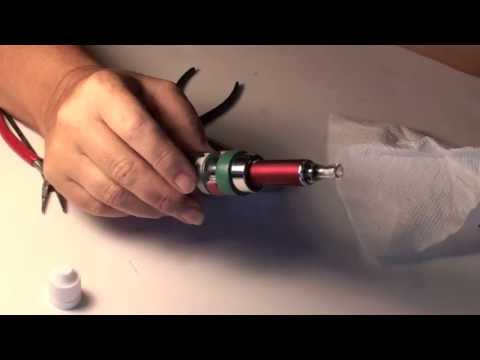 Vapor Lady Lounge Rebuild a Protank Atomizer, eVod Atomizer A New Way