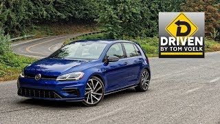 Driven- 2018 Volkswagen Golf R