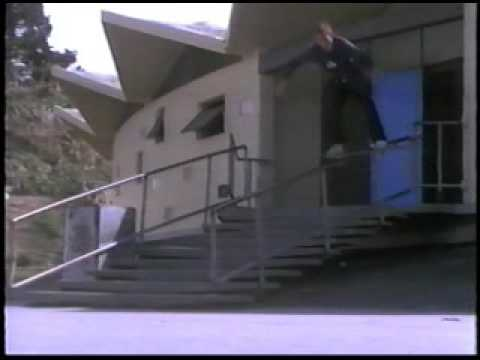 "Bob Burnquist -""Interface""(1997)"