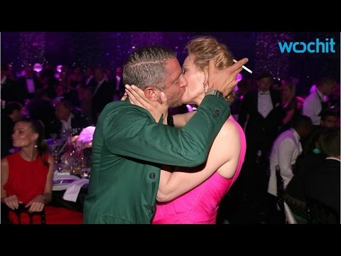 Uma Thurman Kiss With Lapo Elkann 'Not Consensual'