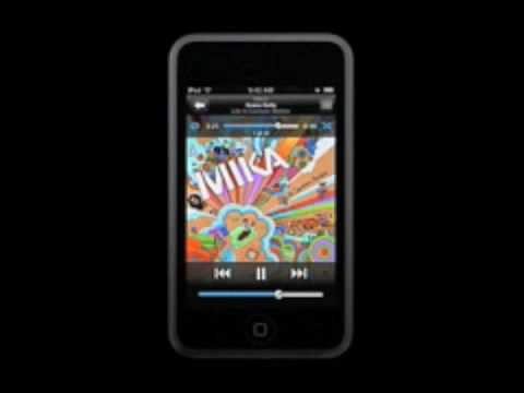 iPod Touch Music Videos