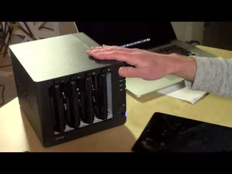Synology DS415Play NAS Review - Compared to Synology DS415+ - Bluray MKV Encoding