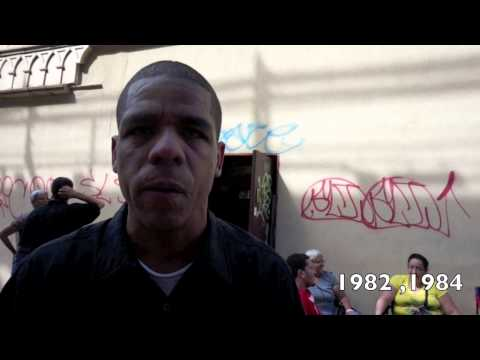 Interview with Brooklyn South Side Rock Dancer (Uprock dance...