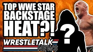 AEW CONTROVERSY! Sasha Banks WWE Future REVEALED! WWE Star BACKSTAGE HEAT! | WrestleTalk News 2019