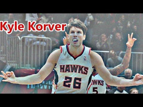 Kyle Korver Atlanta Hawks Highlights 2014-2015 HD!!!