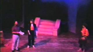 Whats It Going To Be?- A review of College Night-University of Montevallo-1990-Part One