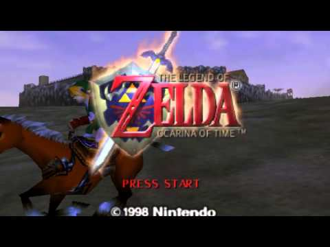 Ocarina Of Time - Title Theme [cover] video
