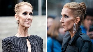 Prayers Up, Celine Dion Looks Scary Skinny, After Mourned The Loss of her Mother