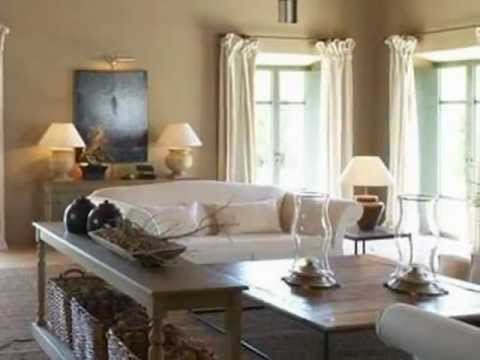 Ideas para decorar un salon youtube - Ideas decorar salon comedor ...