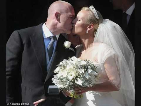 Royal Wedding of Zara Phillips and Mike Tindall