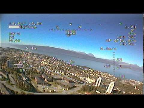 Test 1 Narvik VEGA
