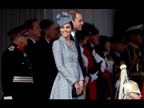 Kate Middleton makes first public appearance since  pregnancy